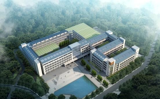 南华大学新校区机械工训实验楼