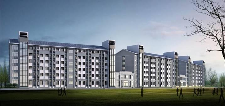 南华大学新校区学生公寓 f栋
