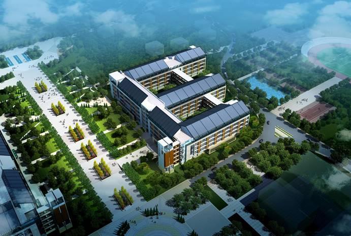 南华大学新校区电气数理实验楼